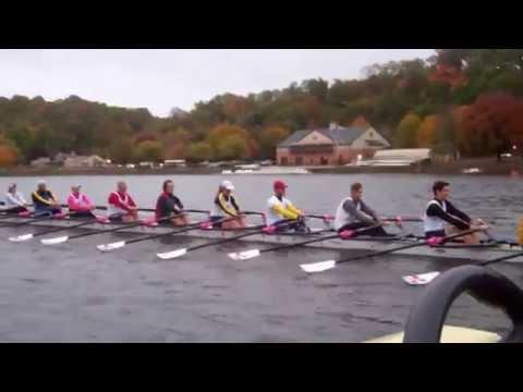 Undine Barge Club 24X row