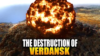 Call of Duty Warzone: The Destruction of Verdansk… (Nuke Event)
