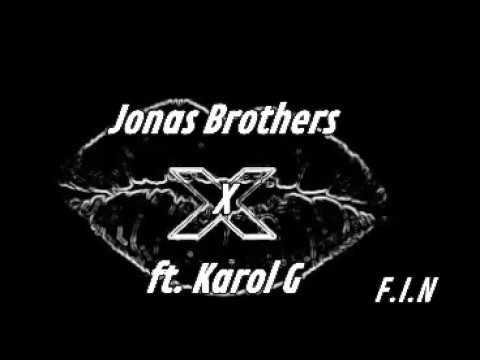 Jonas brothers - X ft. Karol G (Türkçe Çeviri)