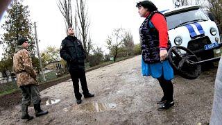 Полиция на копе Крым Задержали Обыск Стукач и металодетектор