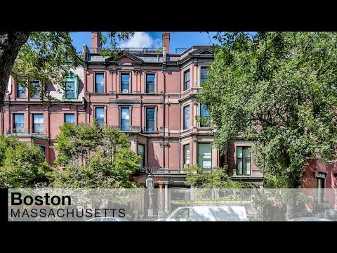 Video of 261 Commonwealth Avenue #6 | Boston, Massachusetts real estate & homes by David Sampson