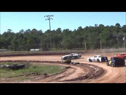 Tyler Sistrunk Motorsports - Putnam County Speedway - Heat Race Win - 10/22/2016