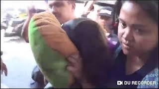 Viral vidio Vanesa angle ditangkap