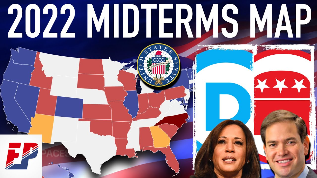2022 Senate Predictions | Map & Analysis