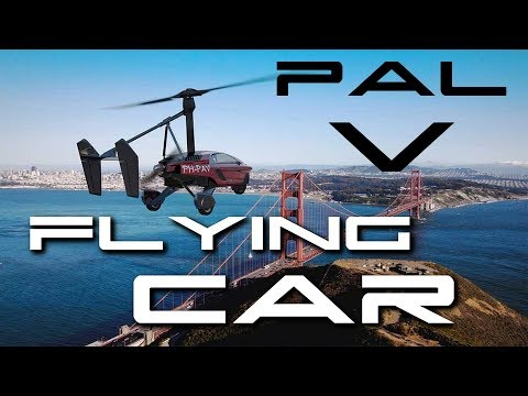 PAL V Flying Car - Behold The Future