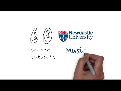 Music Degrees at Newcastle University - 60 Second Subjects