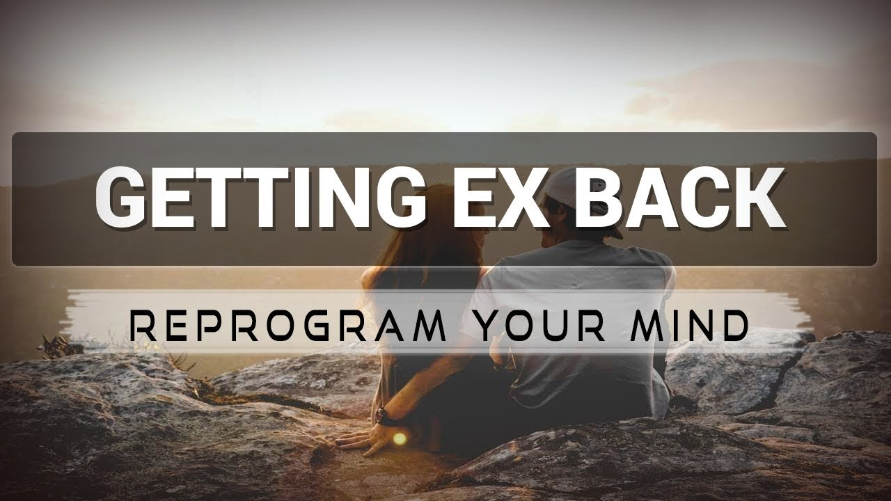 Law Of Attraction To Rebuild After A Breakup  >> Getting Ex Back Affirmations Mp3 Music Audio Law Of Attraction
