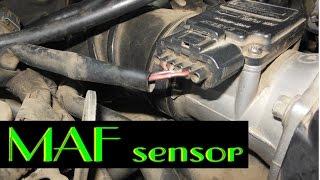 sensor MAF DE 4 CABLES (como probarlo con multimetro)