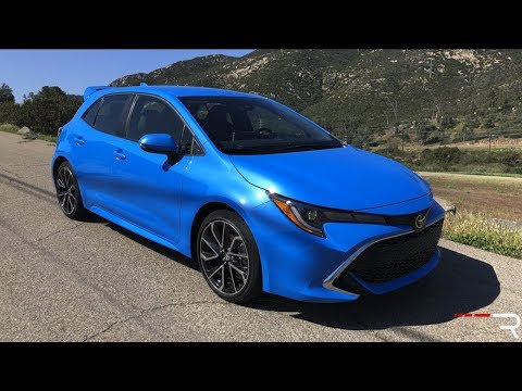2019 toyota corolla xse 6 speed a new hot hatch on the. Black Bedroom Furniture Sets. Home Design Ideas
