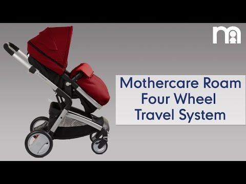 ROAM  Pushchair | Mothercare
