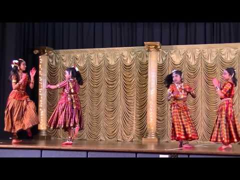 Kummi dance by Nishani & Maanisha group