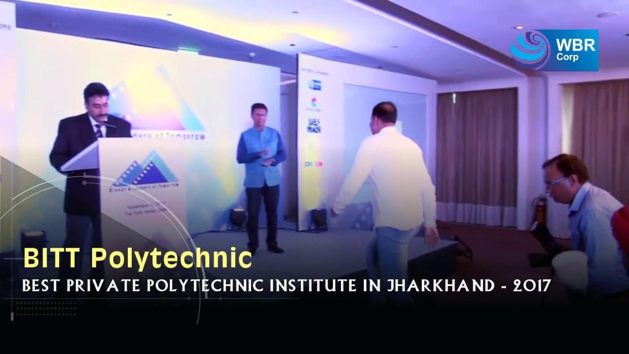 BITT Polytechnic | Welcome :: BITT Polytechnic, Getlatu, Ranchi