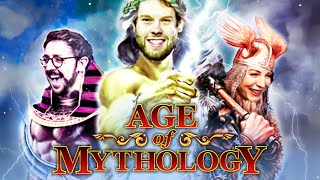 Ein Spiel mit den Göttern | Rage Of Mythology Andreas Vs Marah Vs Florentin