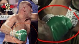 (BREAKING NEWS) TYSON FURY MAY NOW BE FACING BAN FROM SPORT AFTER NEW EVIDENCE SURFACES