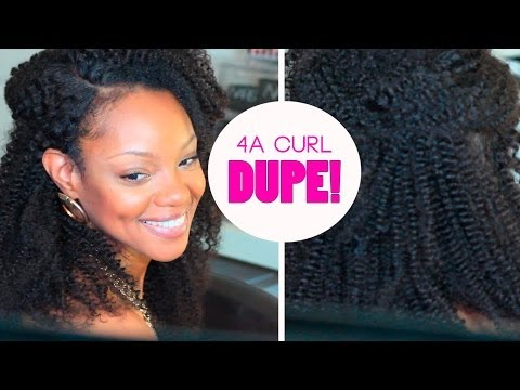 Best 4A Natural Hair Wig I