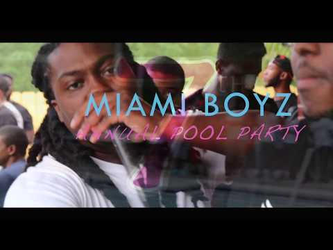 MIAMI BOYZ WEEKEND | The Documentary | Shot By: Splack Vision Images