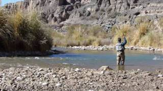 HD Rio Jachal Winter Fly Fishing
