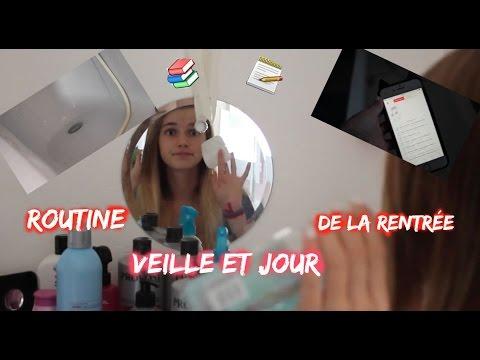 GET READY - VEILLE + JOUR DE RENTREE