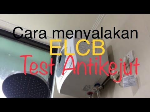 Water Heater Ariston Mati Total Cara Mengaktifkan Elcb L4 Youtube