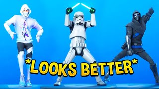 TOP 150 FORTNITE DANCES & EMOTES LOOKS BETTER WITH THESE SKINS IN FORTNITE