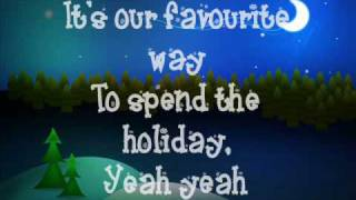 Greatest Time Of Year - Aly and AJ (Lyrics)