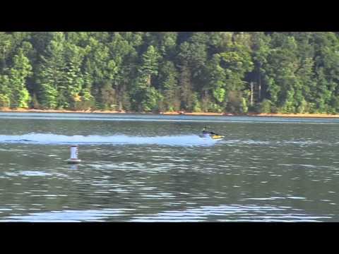 Jet Ski Fun at 60 MPH