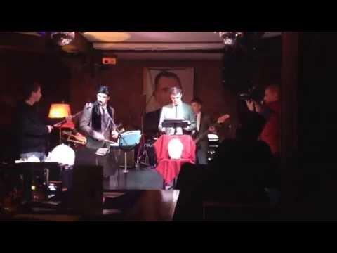 Громыка - Паустовский, Бианки и Пришвин (live @ Begemot, 2.10.2015)