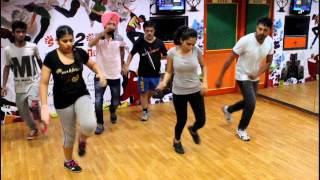 Bang Bang Title Song | Tutorial Choreographed By step2step dance studio