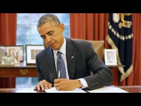 Obama Issues Fewest Executive Orders in 120 Years
