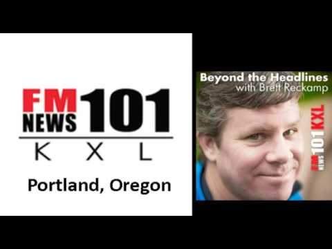 KXL Radio, Portland, OR -  David Kim Interview