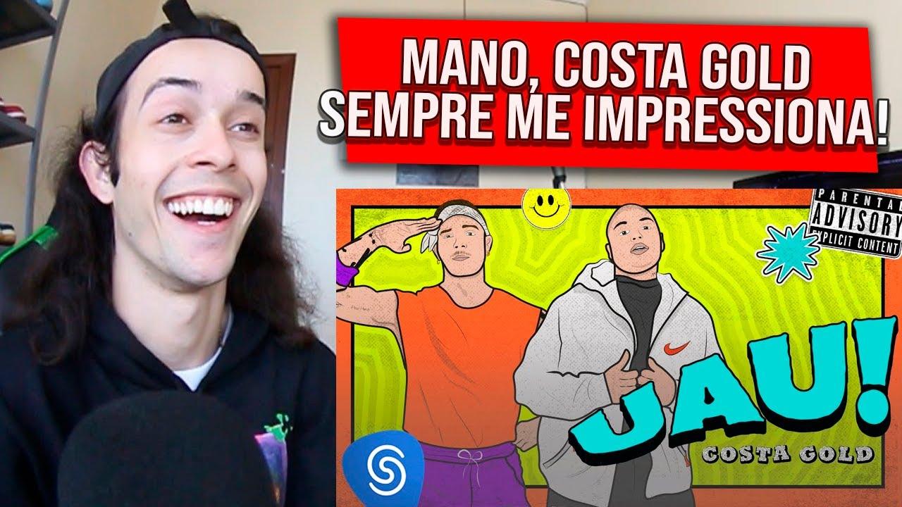 Download (QUE ISSO PREDELLA 🔥) REAGINDO a Costa Gold - UAU! (Clipe Oficial) - REACT/REAÇÃO