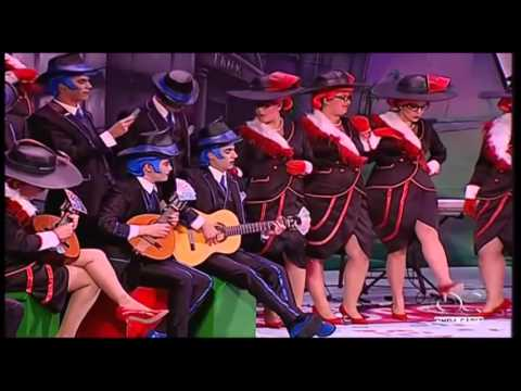 """Coro """"Monopoly"""". Preliminares (Audio Radio Andalucía Información)"""