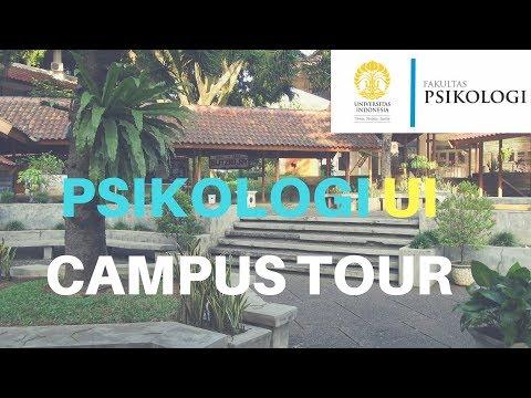 Universitas Indonesia Campus Tour - Fakultas Psikologi
