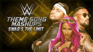 "WWE Mashup: ""Swag's The Limit"" 