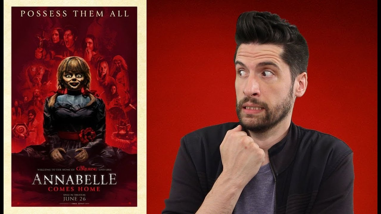 Download Annabelle Comes Home - Movie Review