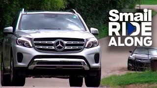 2017 Mercedes-Benz GLS 450 - Smail Ride Along - Virtual Test Drive and Review