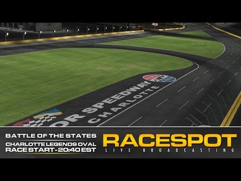 Battle of the States: Charlotte Legends Oval