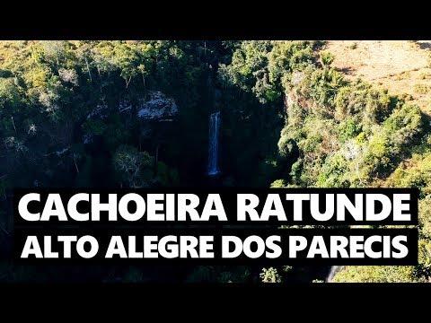 CACHOEIRA RATUNDE - ALTO ALEGRE DOS PARECIS - RO - | Viagem por Terra - #019