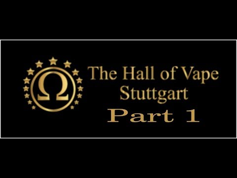 A PBusardo Video - Hall Of Vape 2018 - Part 1