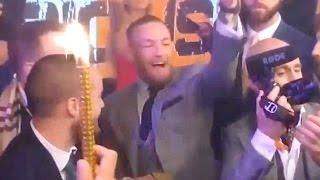 Conor McGregor Raps
