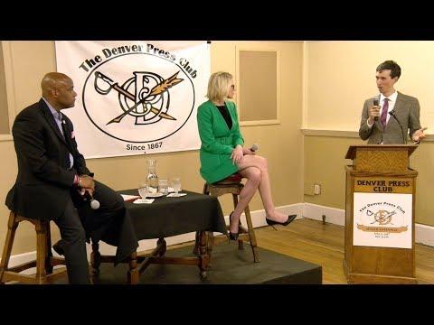 The Denver Post hosts a Denver Mayoral Debate