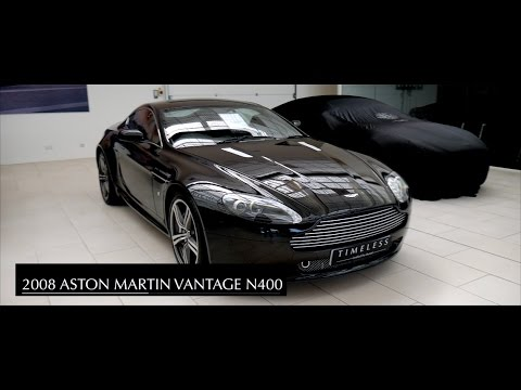 Aston Martin Vantage N400 Edition Full Indepth Interior And Exterior Walkaround Youtube