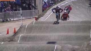 Ruby Huisman 2e M Brabants Kampioenschap Berlicum 2013