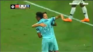 Arsenal Vs PSG 5 - 1   International Champions Cup   all goals 4 min highlights