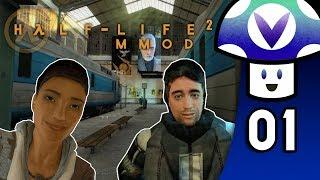 [Vinesauce] Vinny - Half-Life 2: MMod (PART 1)
