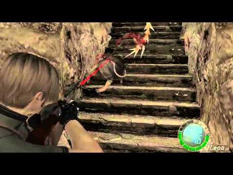 Resident evil 4 walkthrough  - part 40  