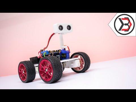 Arduino Obstacle Avoidance