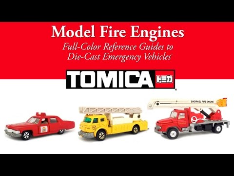 Model Fire Engines: Tomica Video