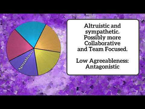 Video: Big Five Personality Traits – Agile-Mercurial