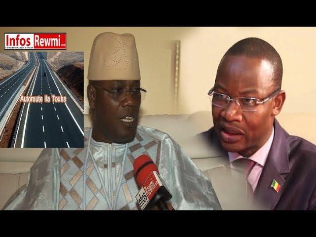 La réponse salée de Cheikh Abdou Mbacké Bara Doly à ME Moussa Diop